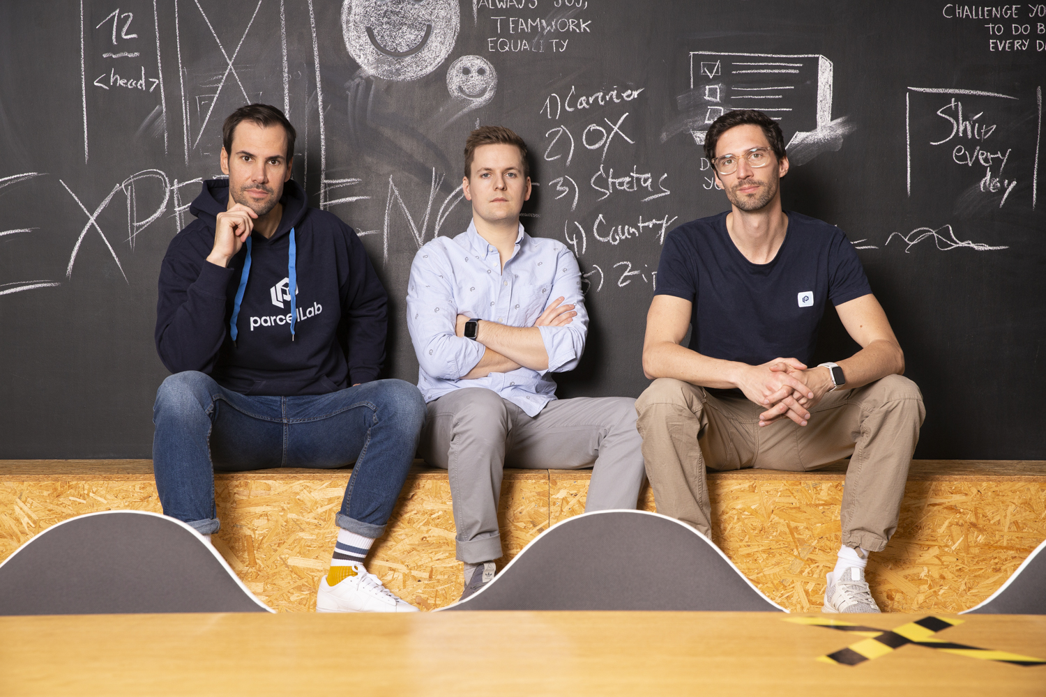 Founders parcellab